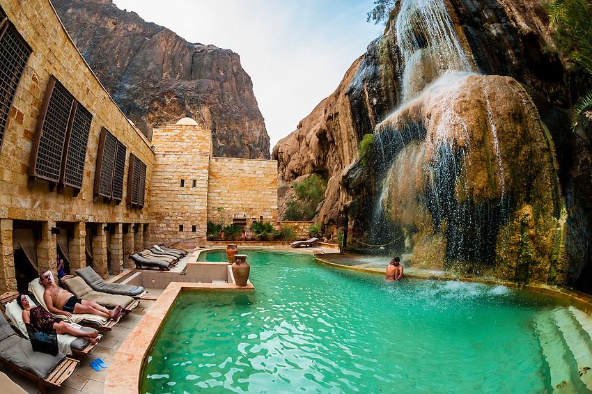 10:00 - 11:00 Hammamat Ma'in Hot Springs