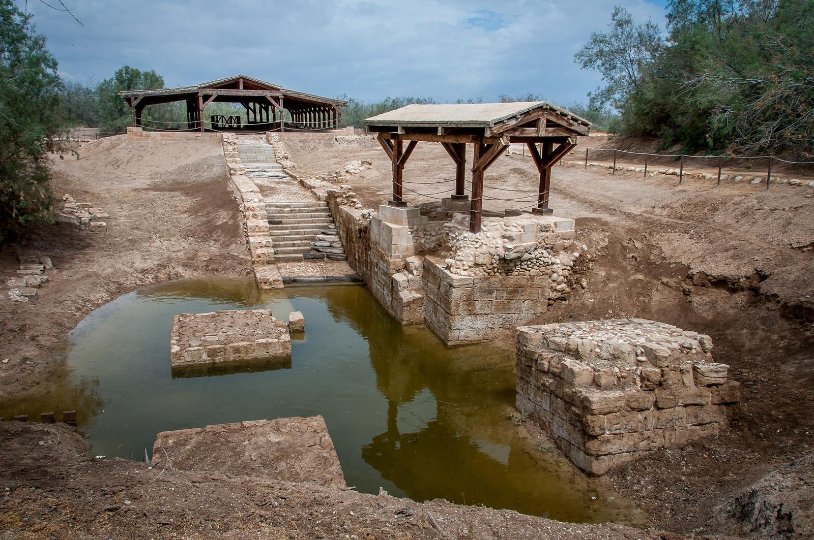 10:30 - 12:00 The baptism site of Jesus Christ