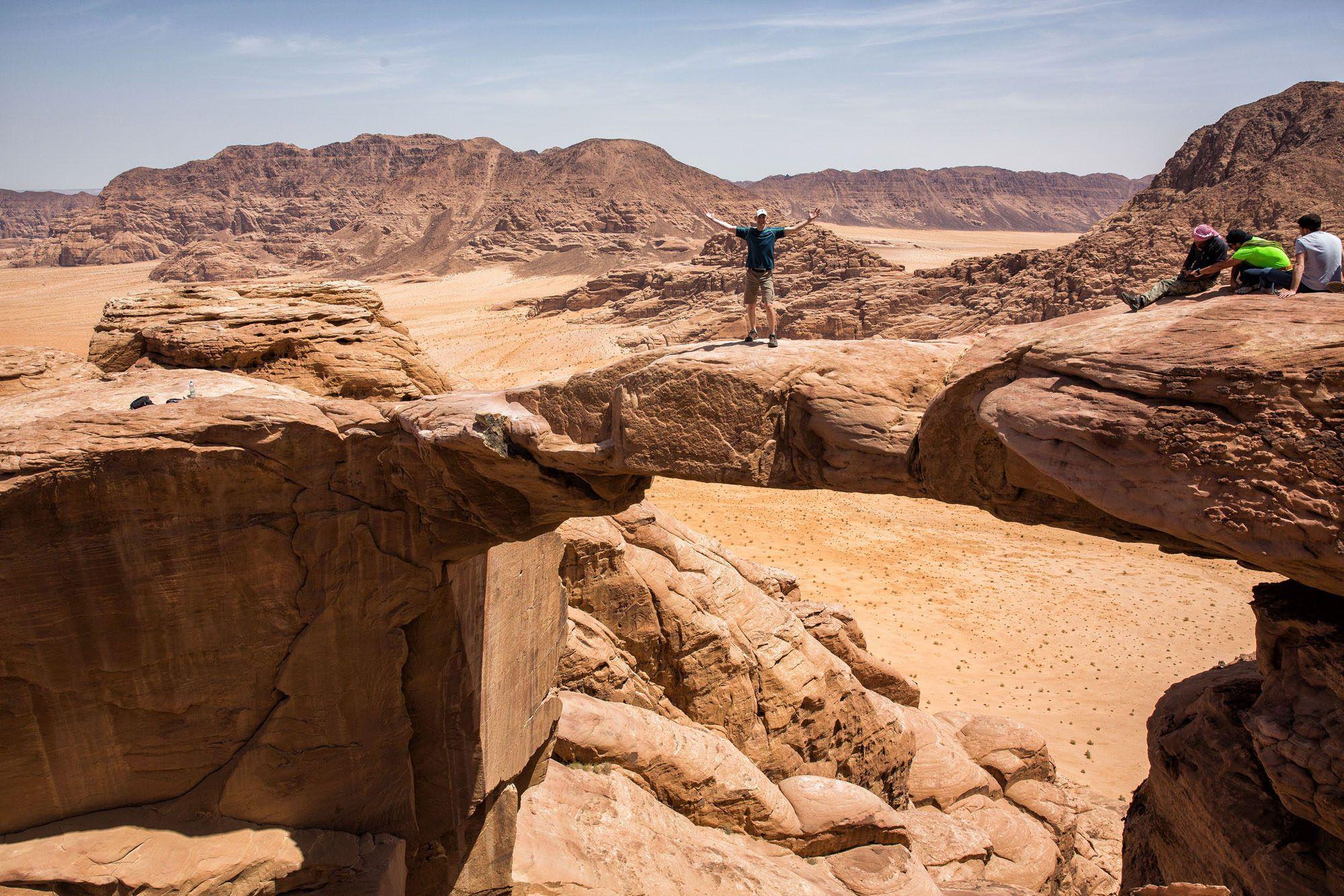 11:00 - 15:00 Wadi Rum